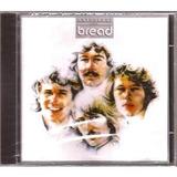 Bread Anthology [cd Original Lacrado De Fabrica]